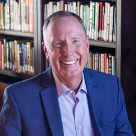 Pastor and author Max Lucado