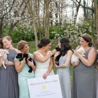 This Bride Traded in Bouquets for Puppies