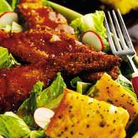 Dinner recipes: Pecan-Crusted Chicken Tenders by Rachael Ray