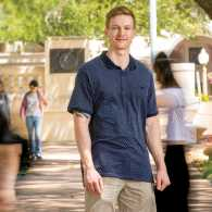 Ross Hauser uses the 12 steps to live sober, one day at a time.