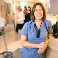 Dennise Sellers was a mom on a mission: to achieve success and happiness as a nurse