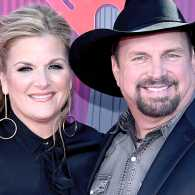 Trisha Yearwood with husband Garth Brooks