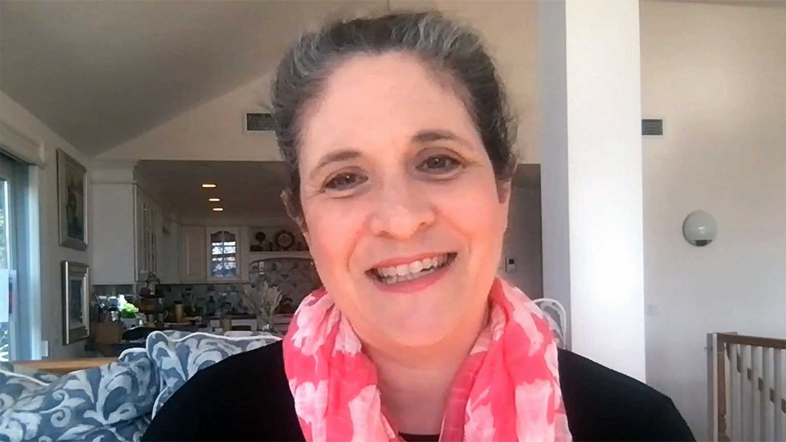 Guideposts blogger Holly Lebowitz Rossi