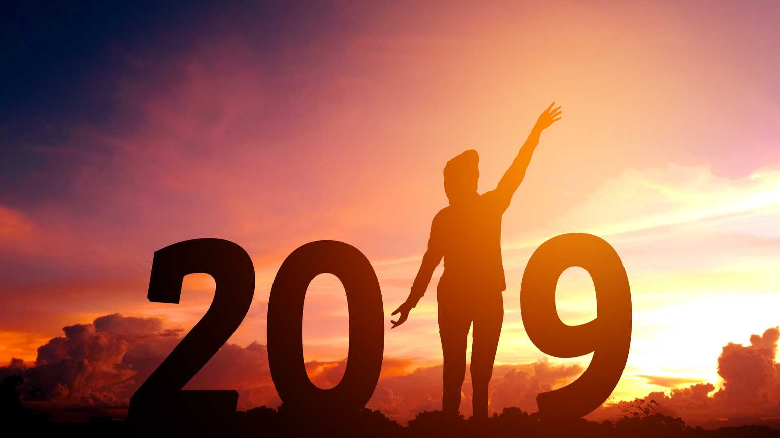 Welcome the New Year with joy, knowing that God's mercies will greet you every morning in 2019.