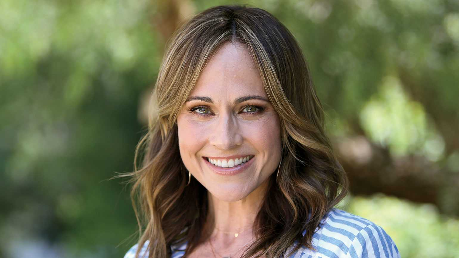 Actress Nikki DeLoach; photo: Paul Archuleta/Getty Images