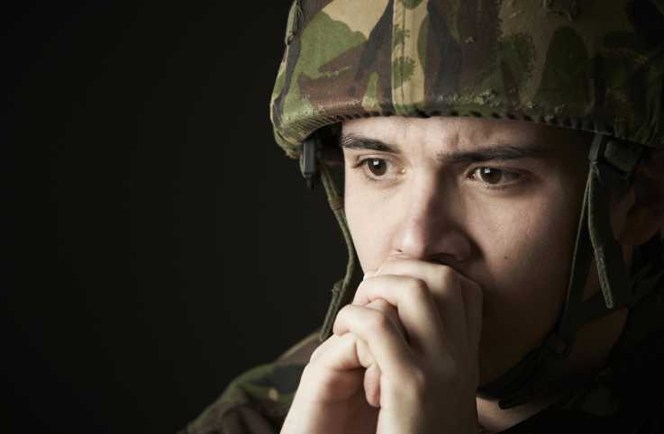 Psalm 91 for comforting military families and troops