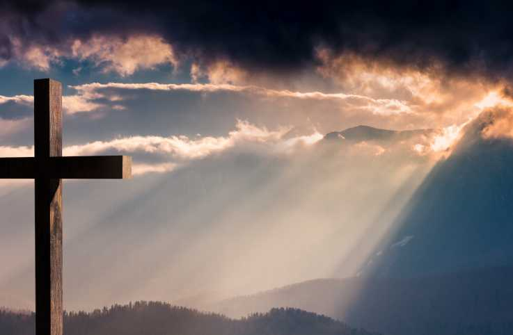 Holy Week promise of hope