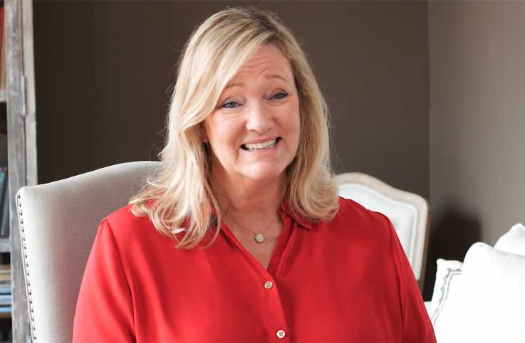 Bestselling author Karen Kingsbury