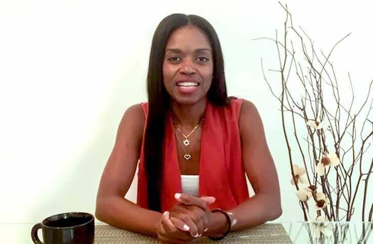 Ty'Ann Brown, Guideposts' Vice President of Ministries