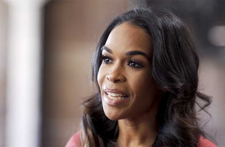 Singer, actress and author Michelle Williams
