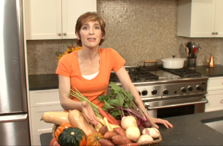 Healthy Cook: Root Vegetables