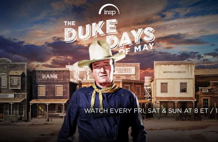The Duke Days of May; Photo courtesy: INSP Network