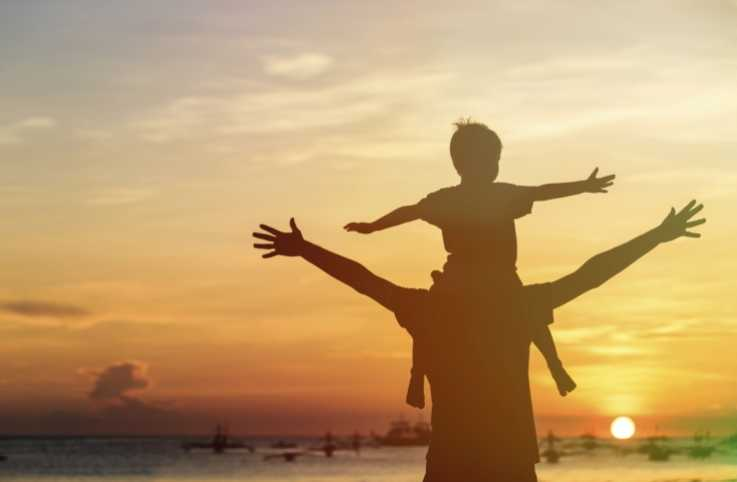 A Father's Perfect Prayer