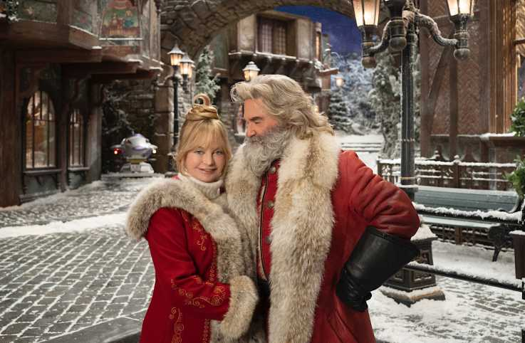 Kurt Russell and Goldie Hawn Star in Netflix's The Christmas Chronicles 2