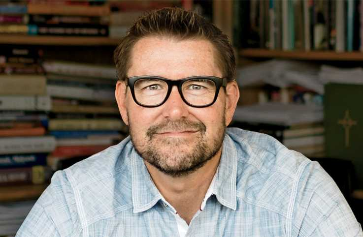 Pastor and best-selling author Mark Batterson; photo courtesy Mark Batterson