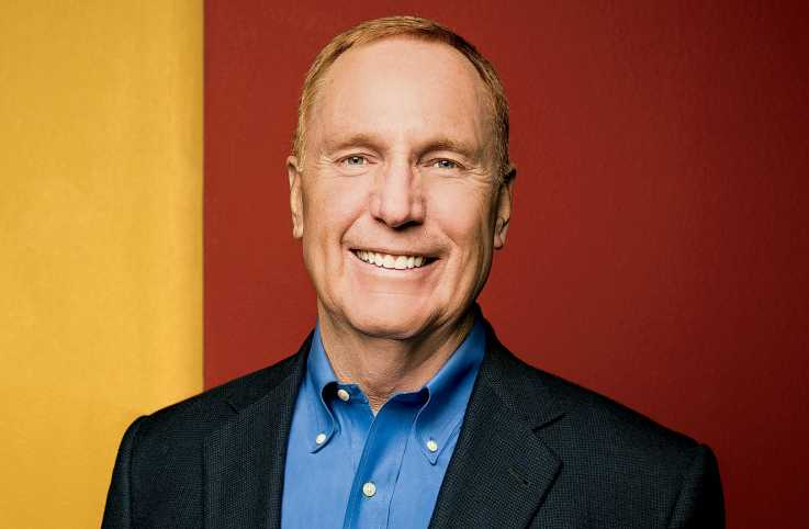 Author and pastor Max Lucado; photo © 2013 Robert Seale/All Rights Reserved