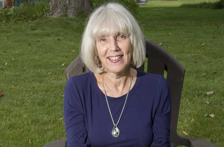 Sharon Mangas; photo by Mary Ann Carter