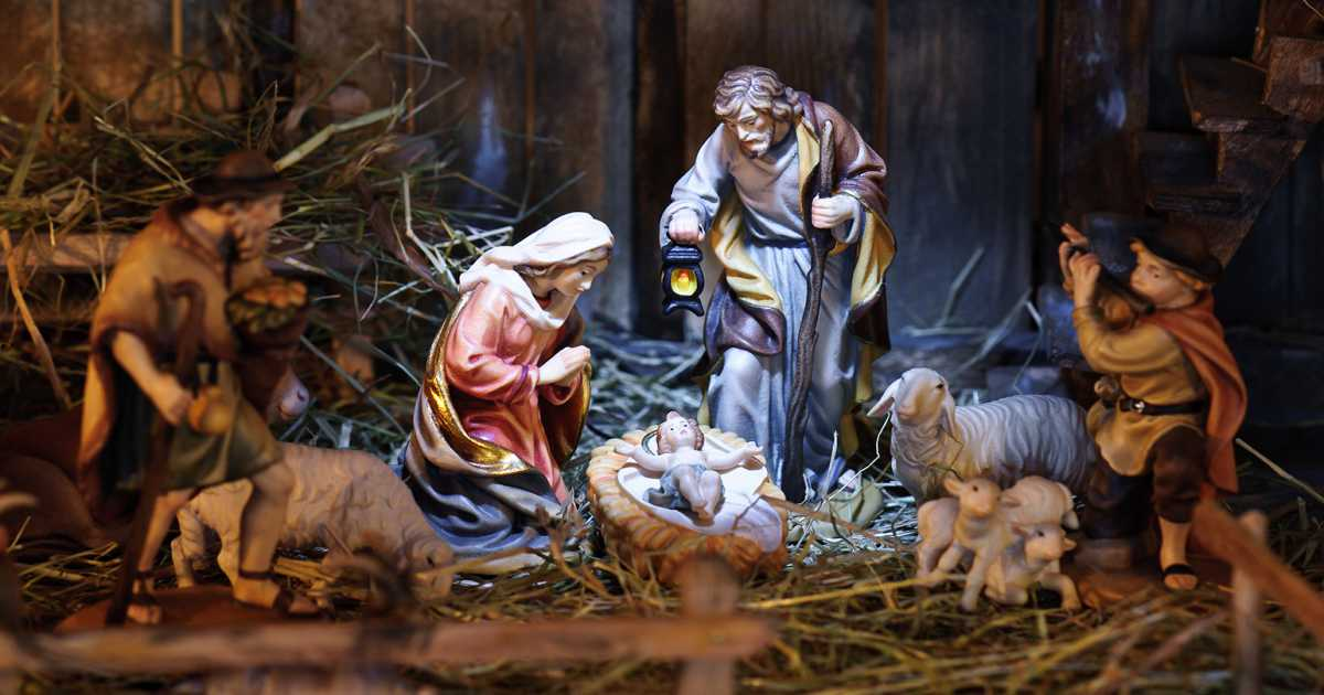 8 Things You Should Know About The History Of Nativity Scenes
