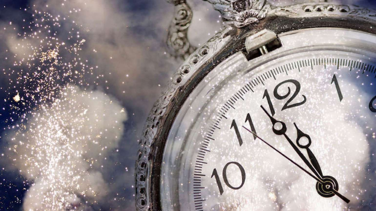 Clock showing a minute before midnight. Photo: 123RF(r)