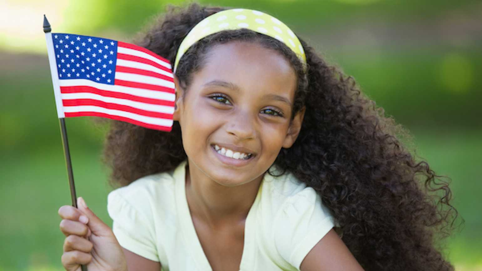 Celebrate the symbolic power of the flag on Flag Day, June 14.