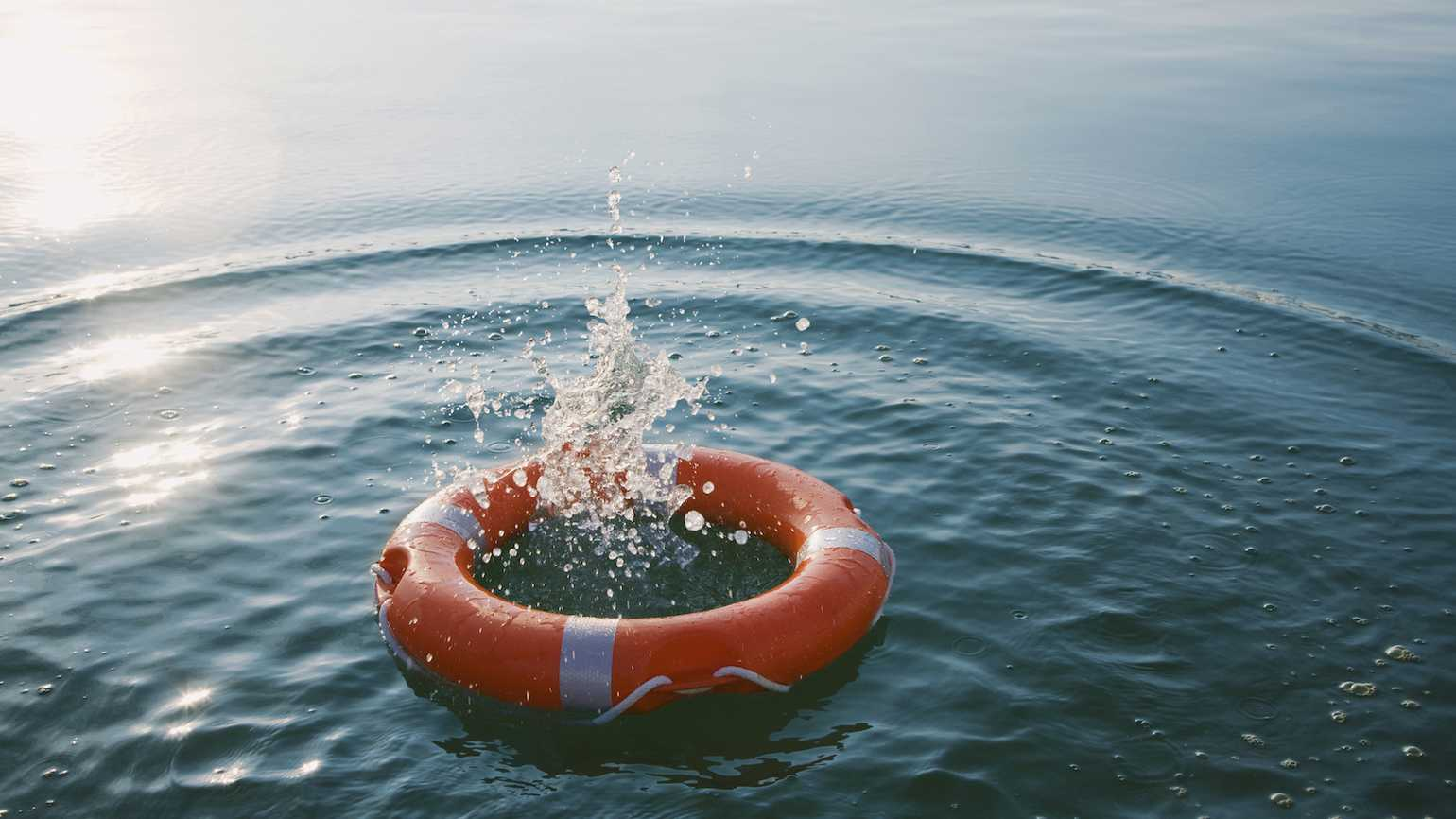 Drowning in details? Spiritual lifesavers