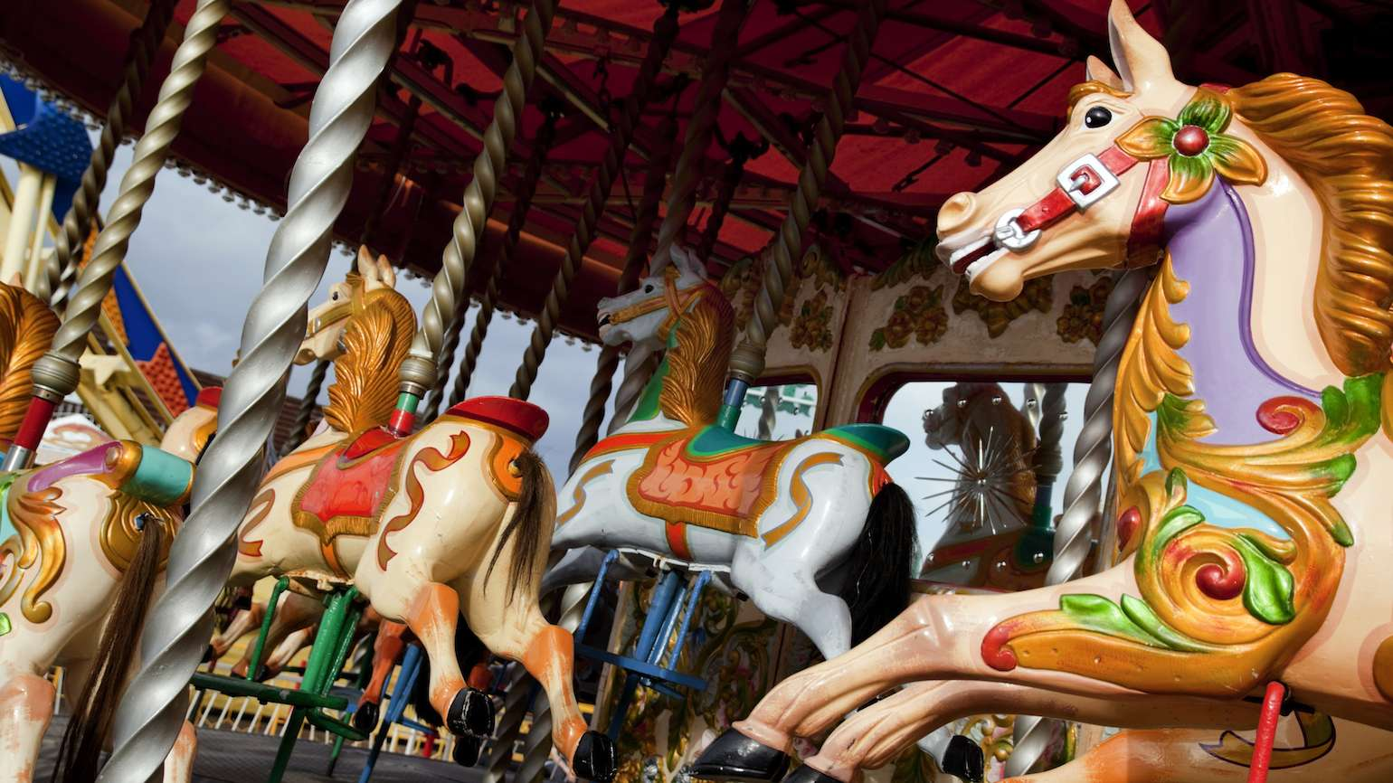 How to get off the stress merry-go-round.