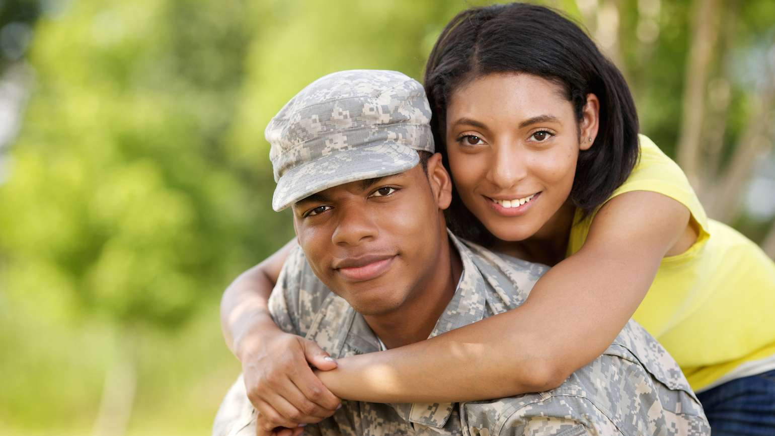 Coping with a military deployment