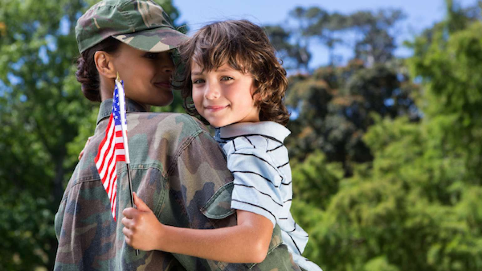 How you can help military families during National Military Appreciation Month.