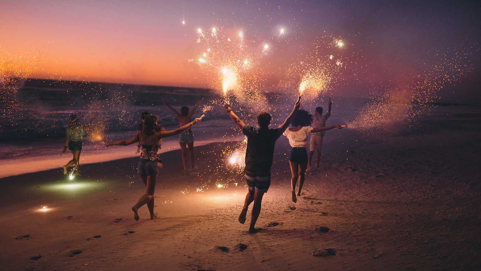 Celebrate the sparkle of your life this 4th of July