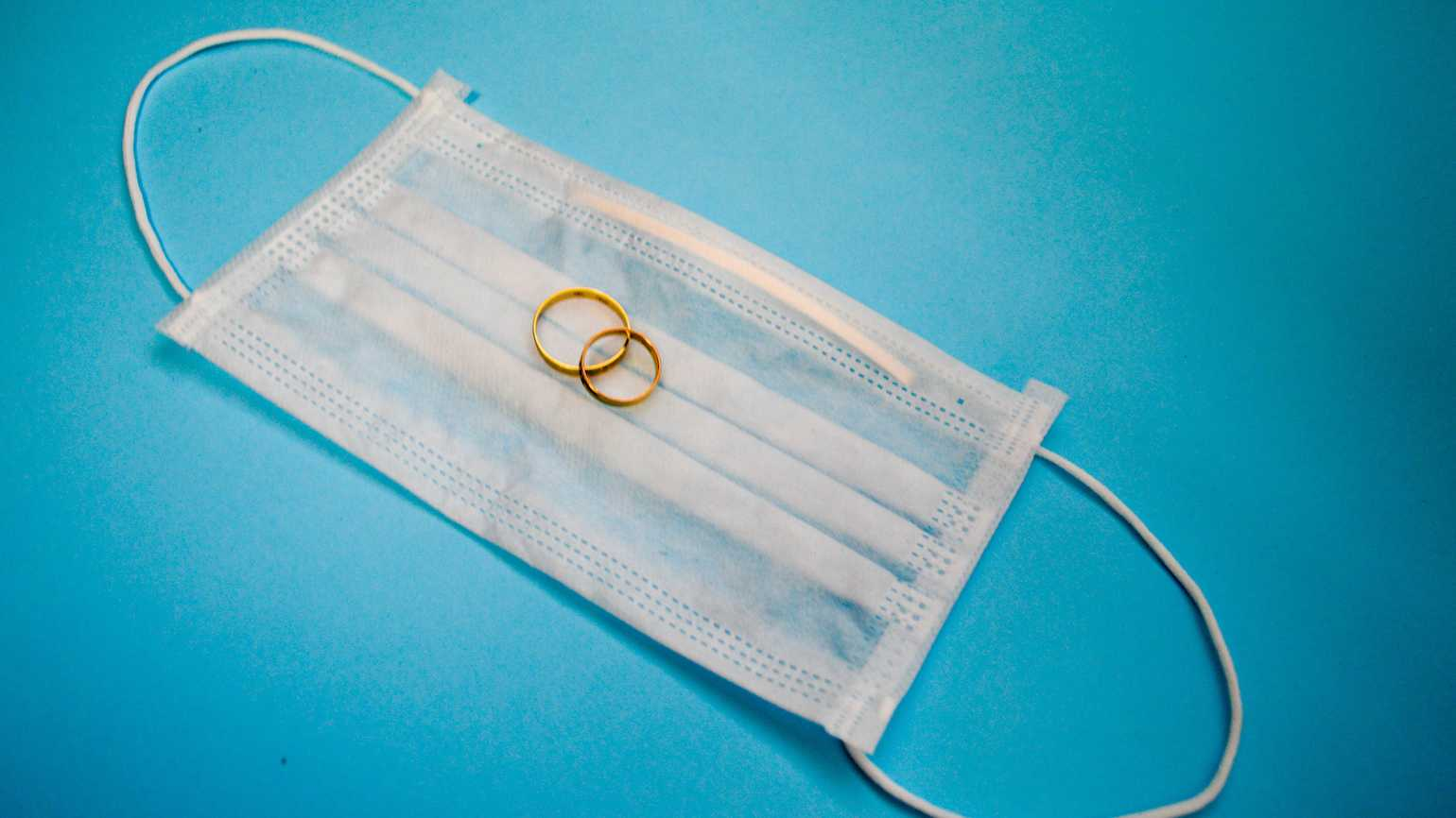 Getting married in a pandemic