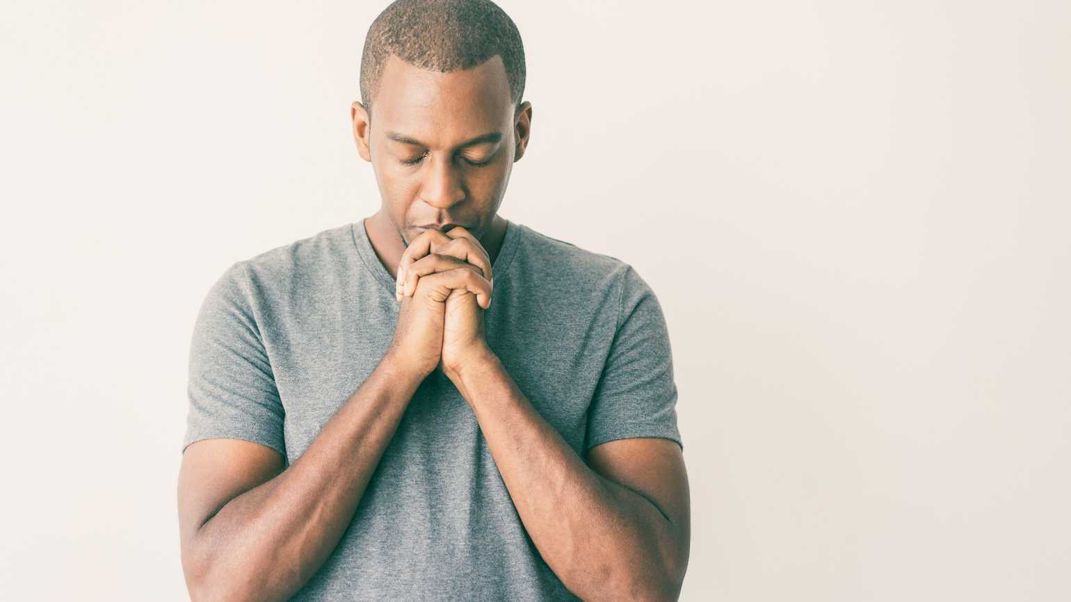 Positive prayer habits