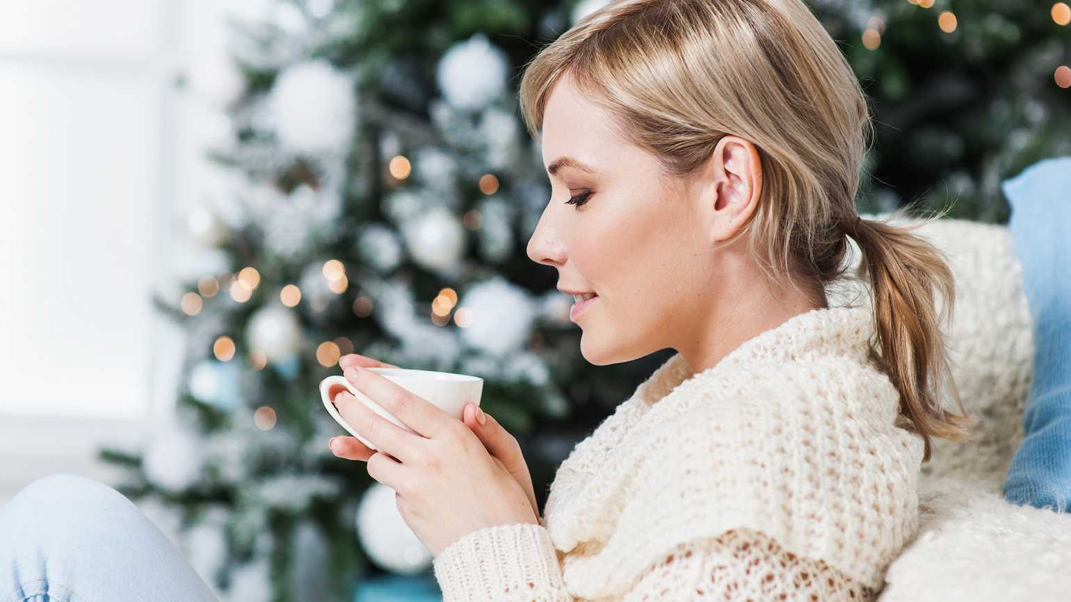 How to slow down during the holiday season