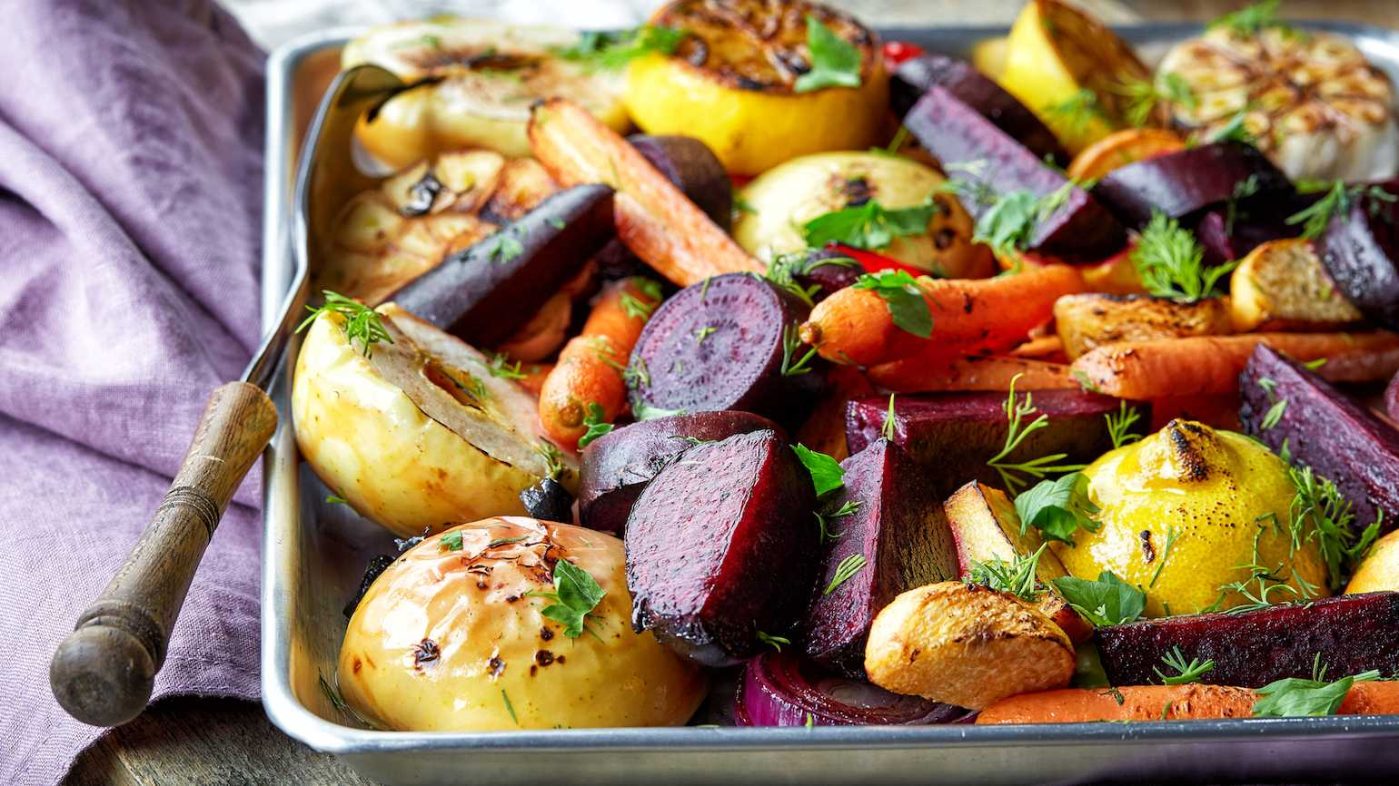 Root vegetables recipes