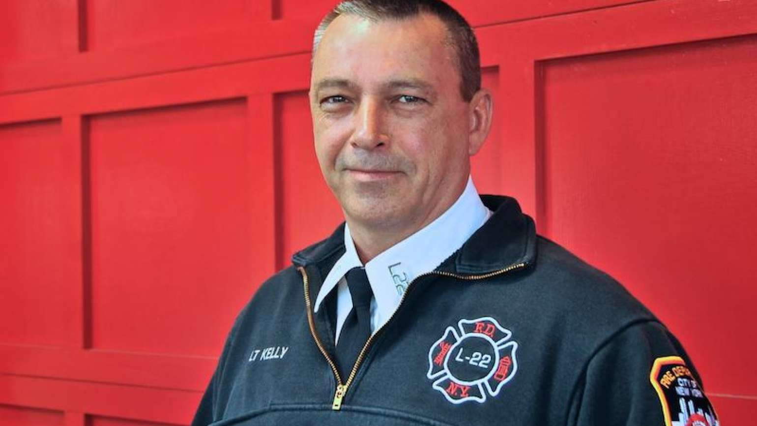 FDNY Lt. David Kelly. Photo: FDNY