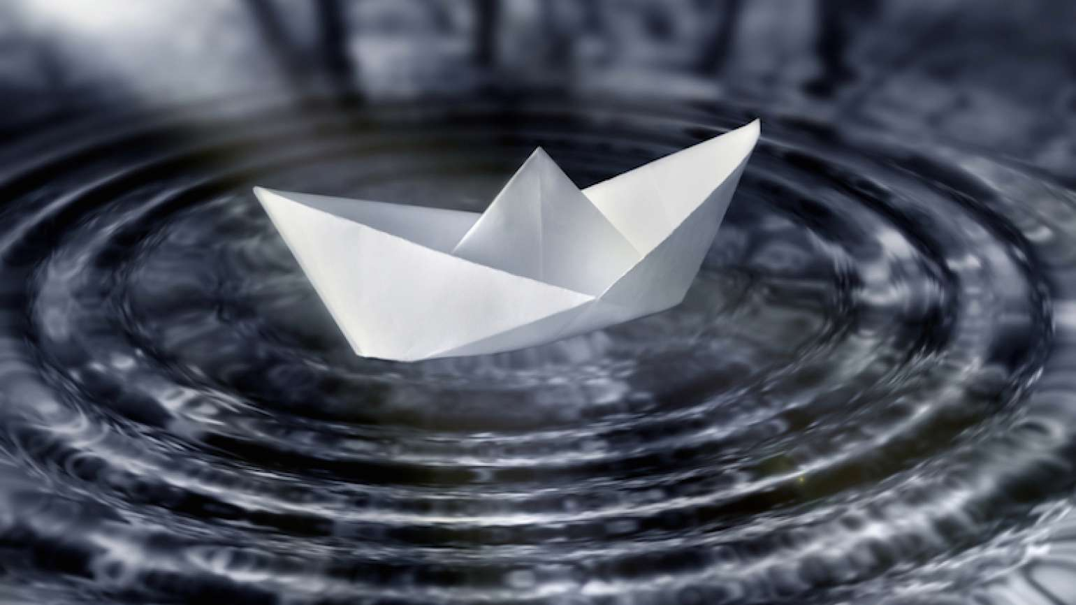 Miracles have a ripple effect. Photo Mikael Damkier, Shutterstock.