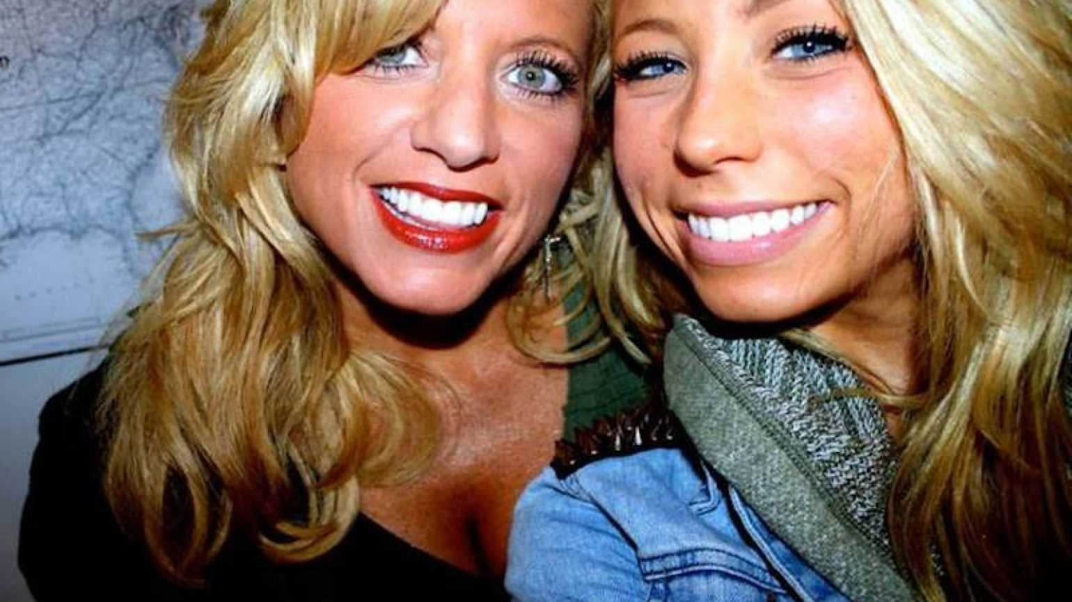 Blogger Michelle Adams and her daughter, Ally.