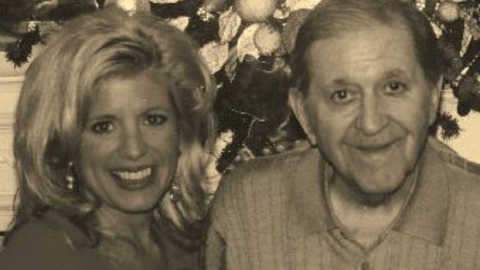 Inspirational Stories blogger Michelle Medlock Adams and her father