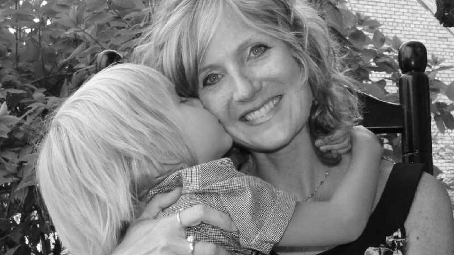 Stories of Faith blogger Shawnelle Eliasen and her son