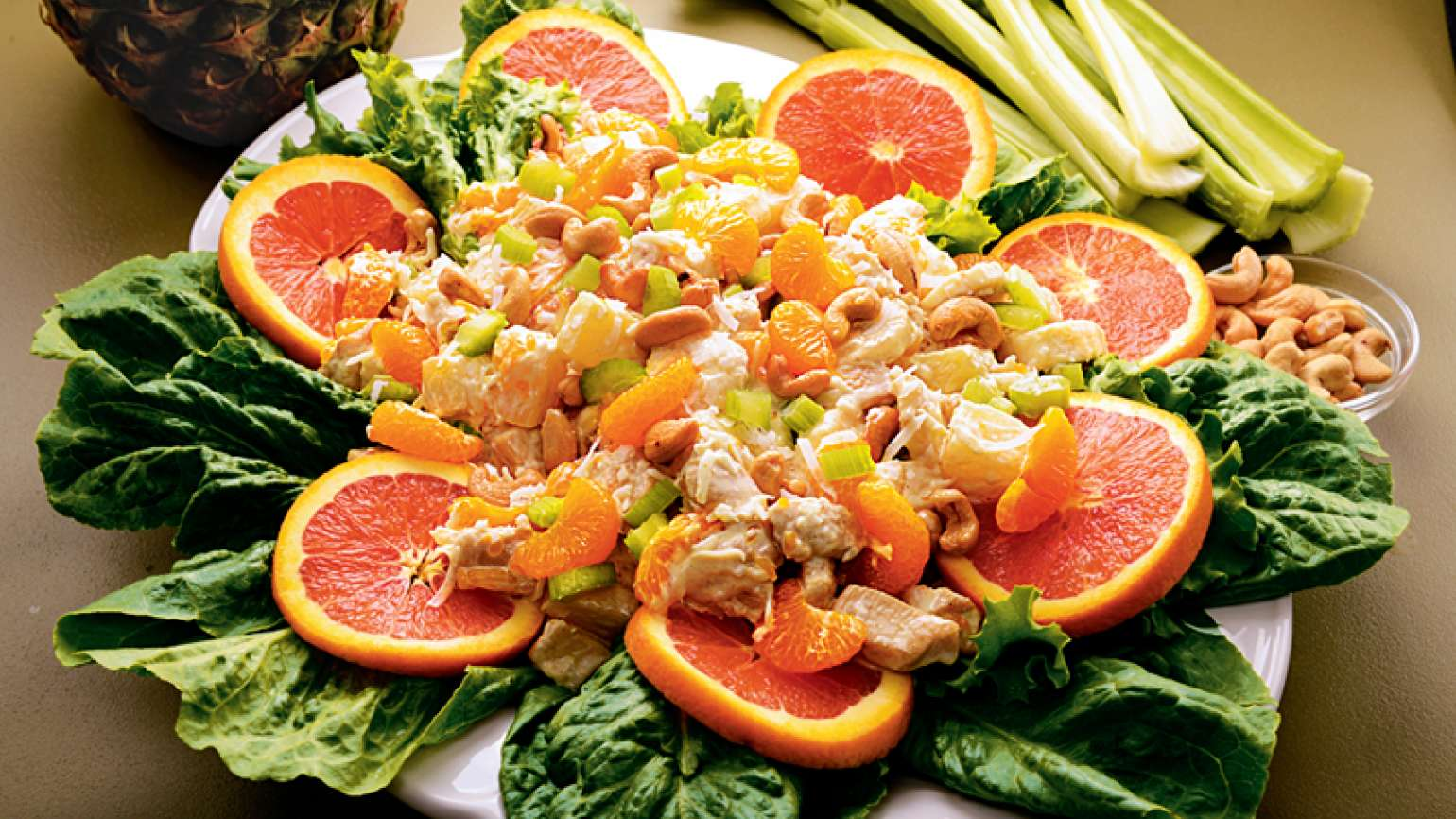 Sherry Gore's Tropical Chicken Salad