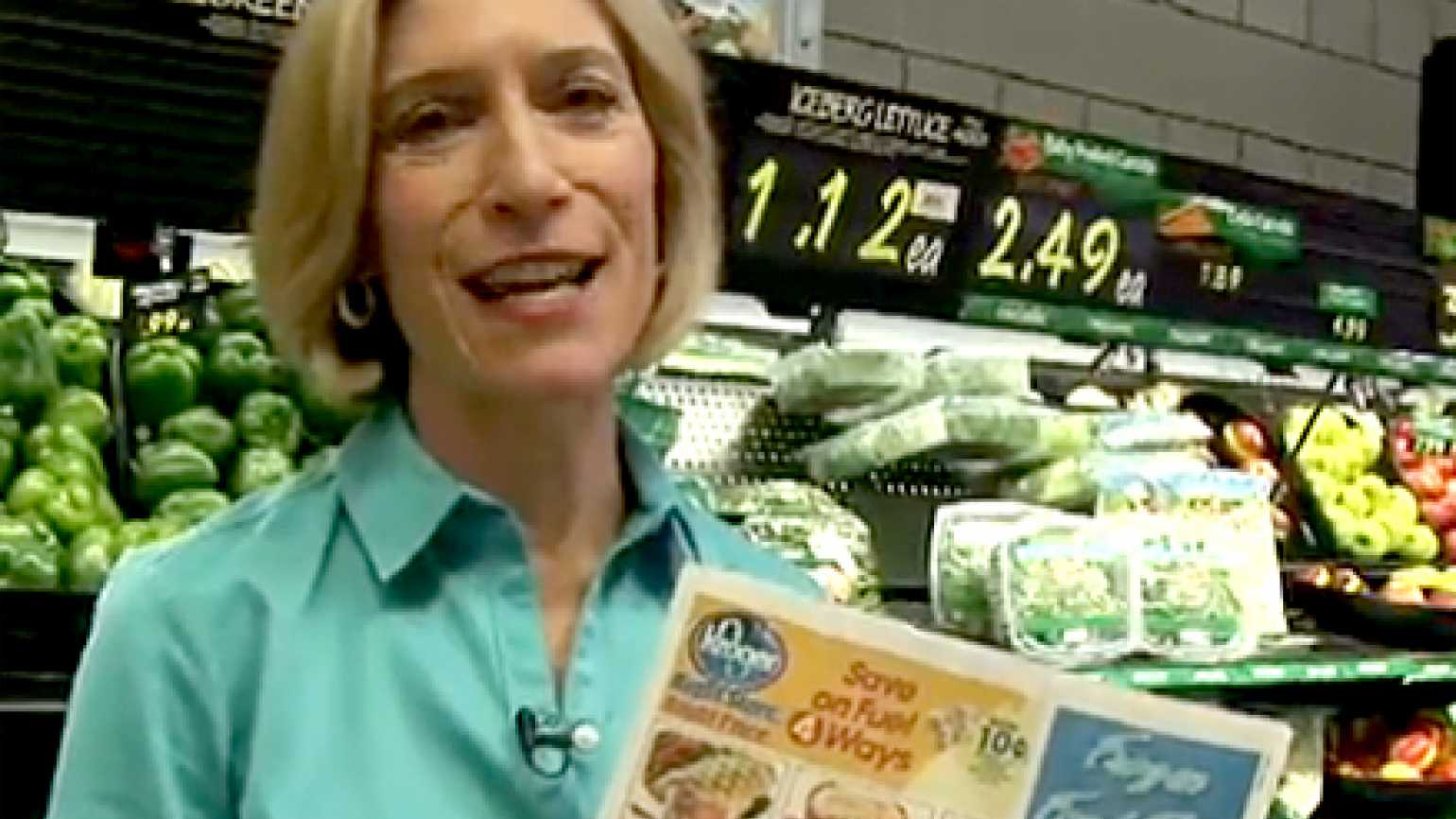 Stephanie Nelson is the Coupon Mom.