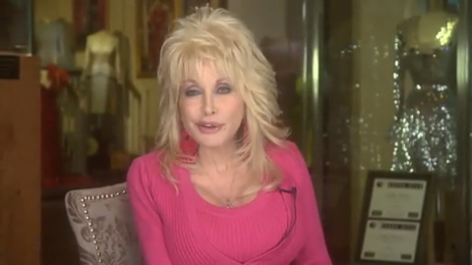 Dolly Parton: Keep on Dreaming