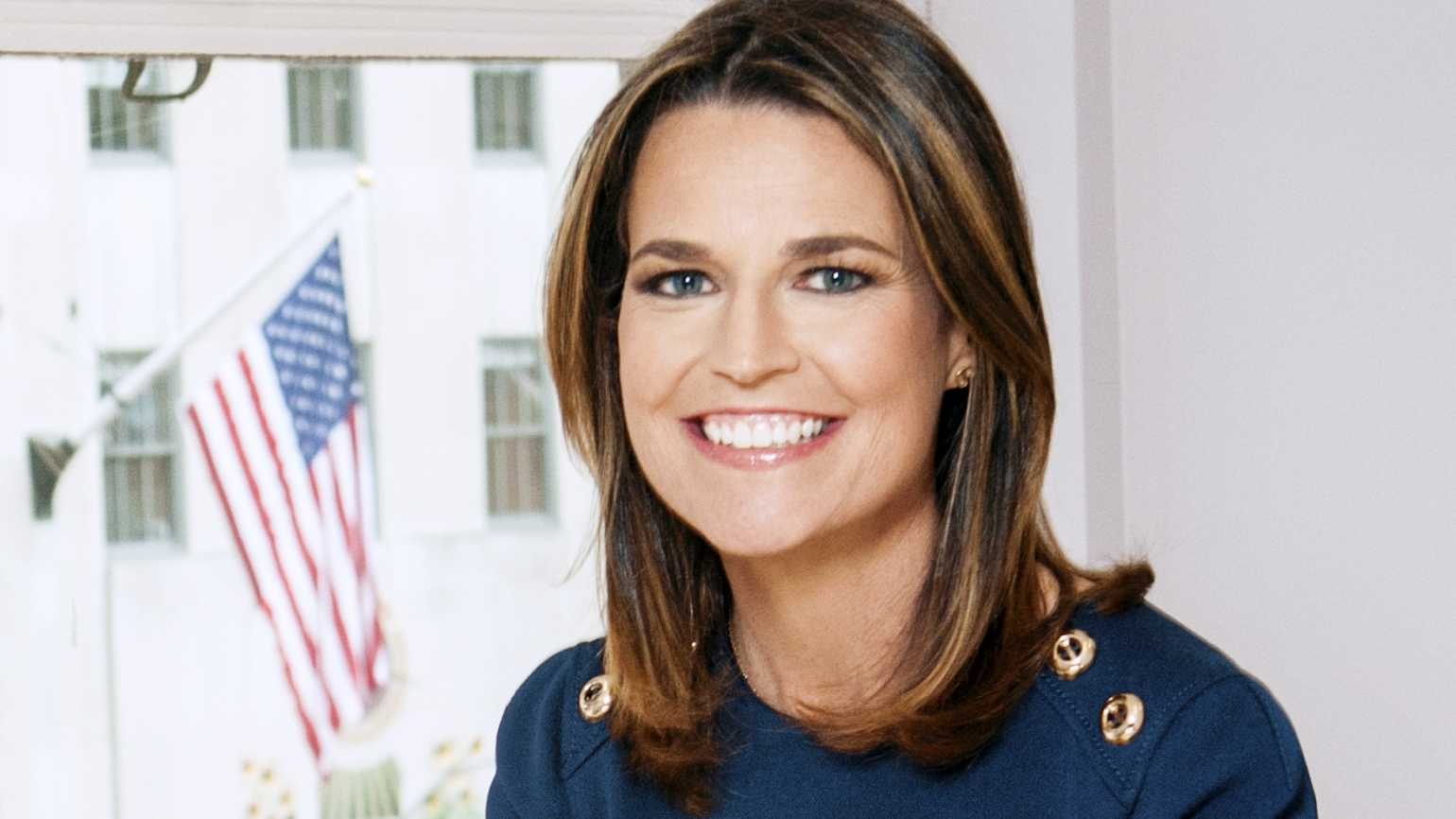 Guideposts: Today Show host Savannah Guthrie discusses staying positive even on blue days.