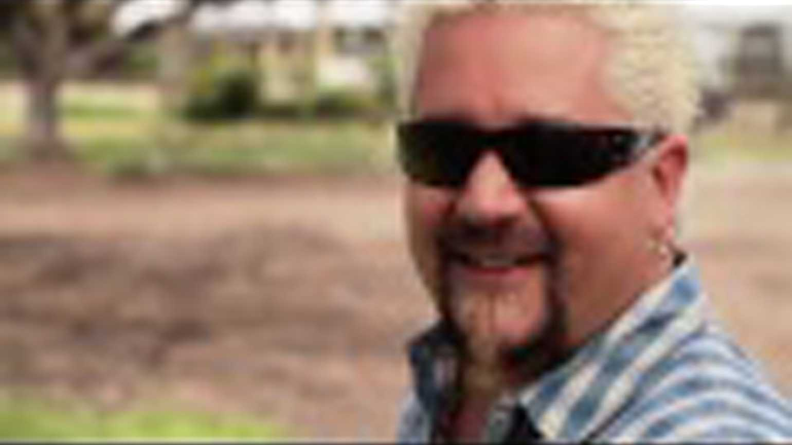 Behind the Scenes with Guy Fieri