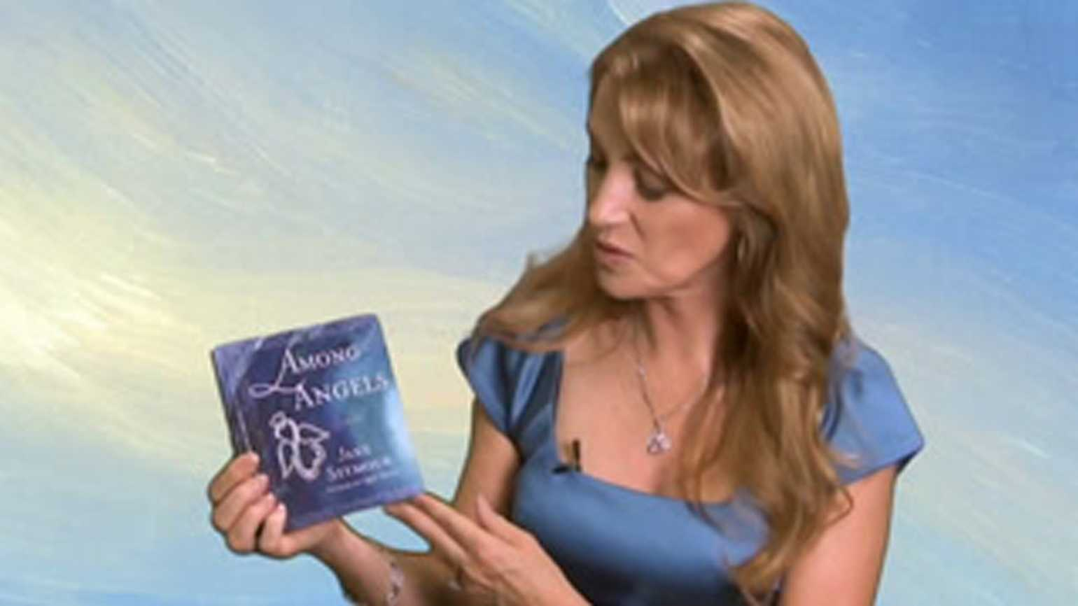 Interview with the Author: Jane Seymour on Her Book, 'Among Angels'