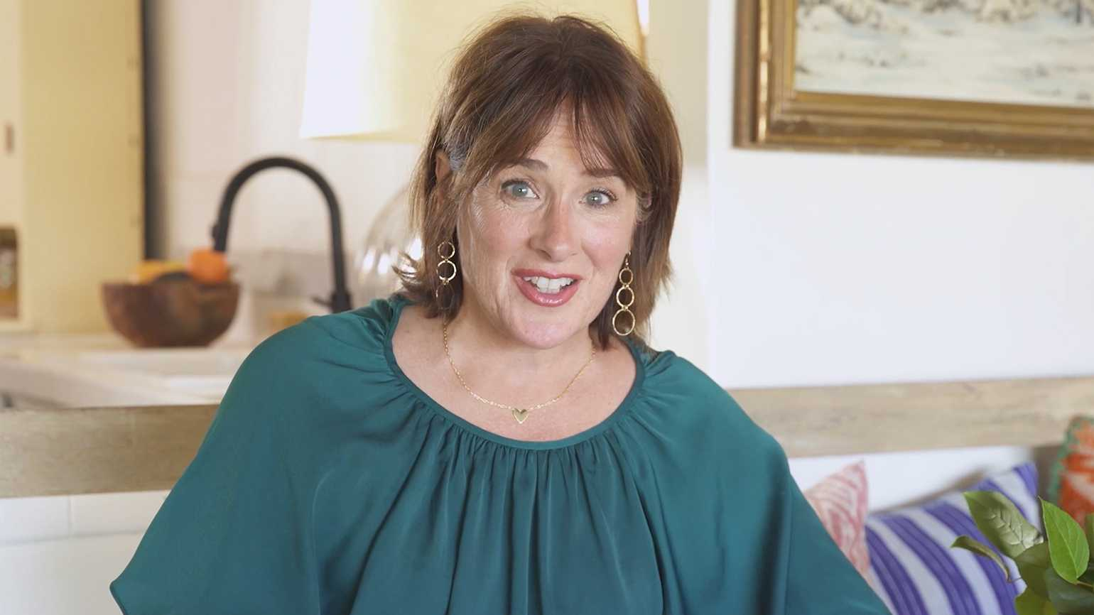 Author and lifestyle expert Katie Brown