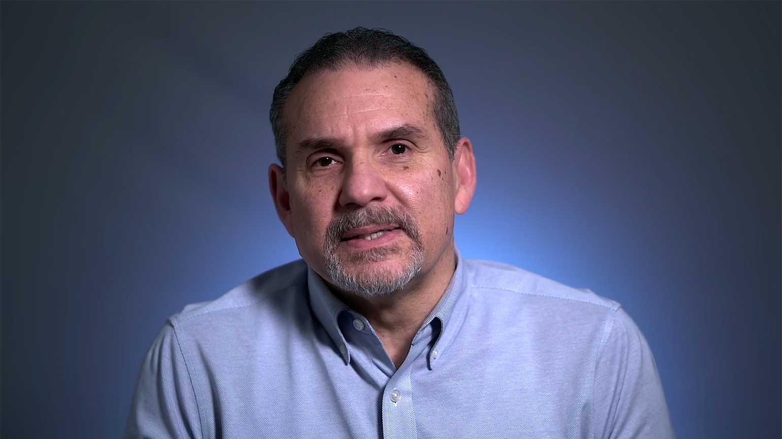 Guideposts' Vice President of Ministries Pablo Diaz