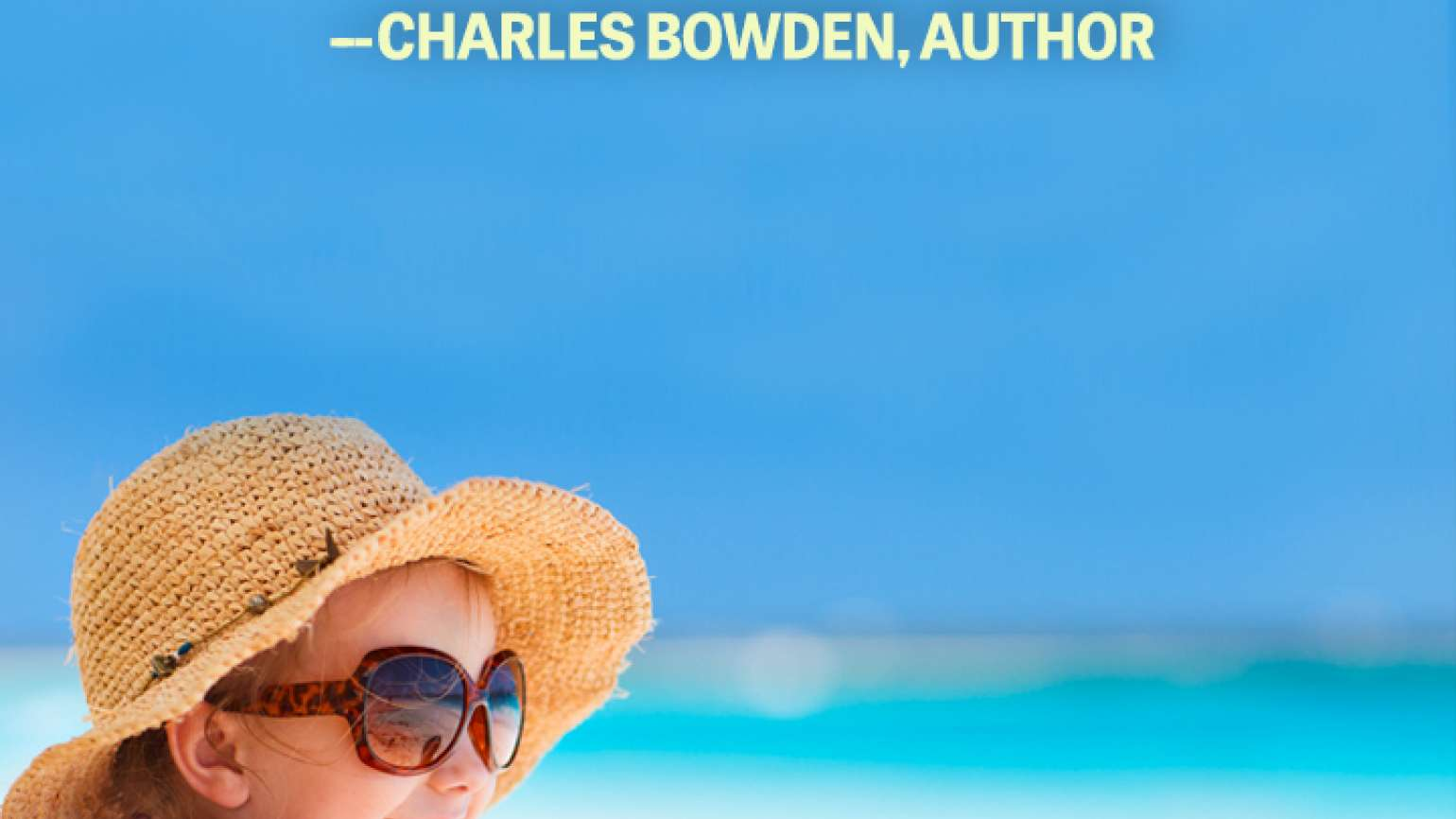 Happiness Graphic quote Charles Bowden summertime best