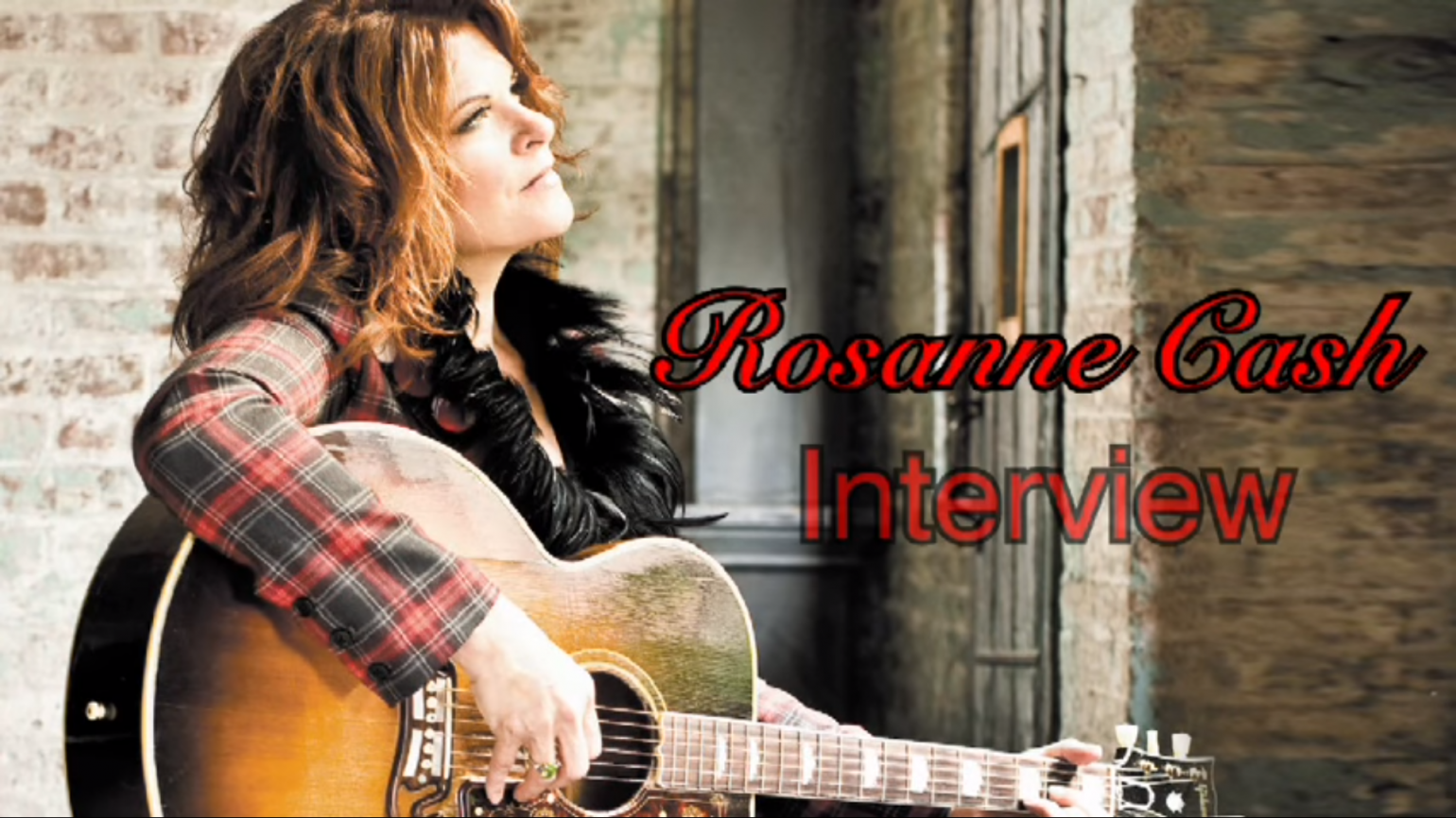 Sounds of Hope: An Interview with Rosanne Cash
