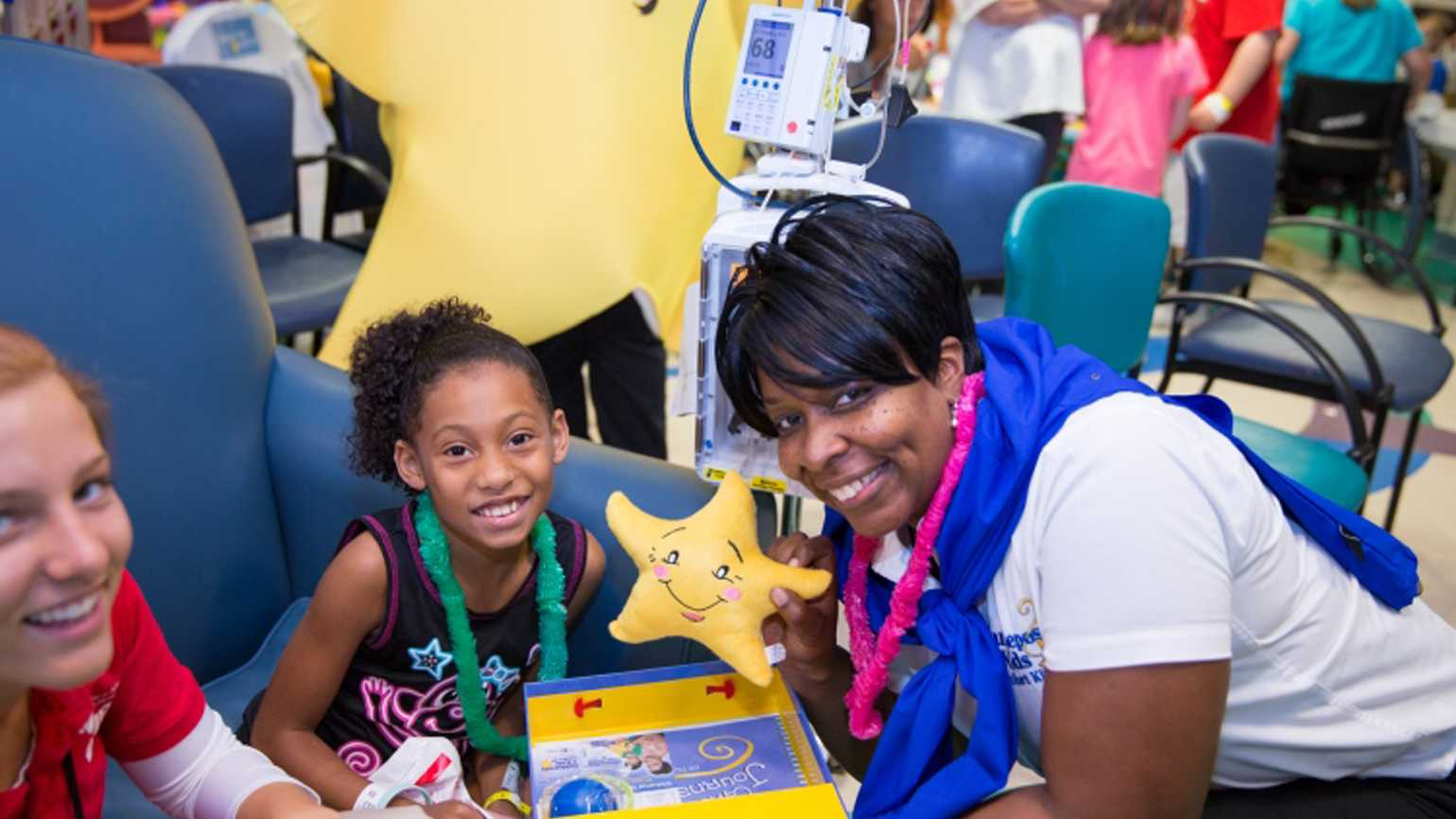 Guideposts Outreach gives hope and comfort to tens of thousands of kids in hospitals each year