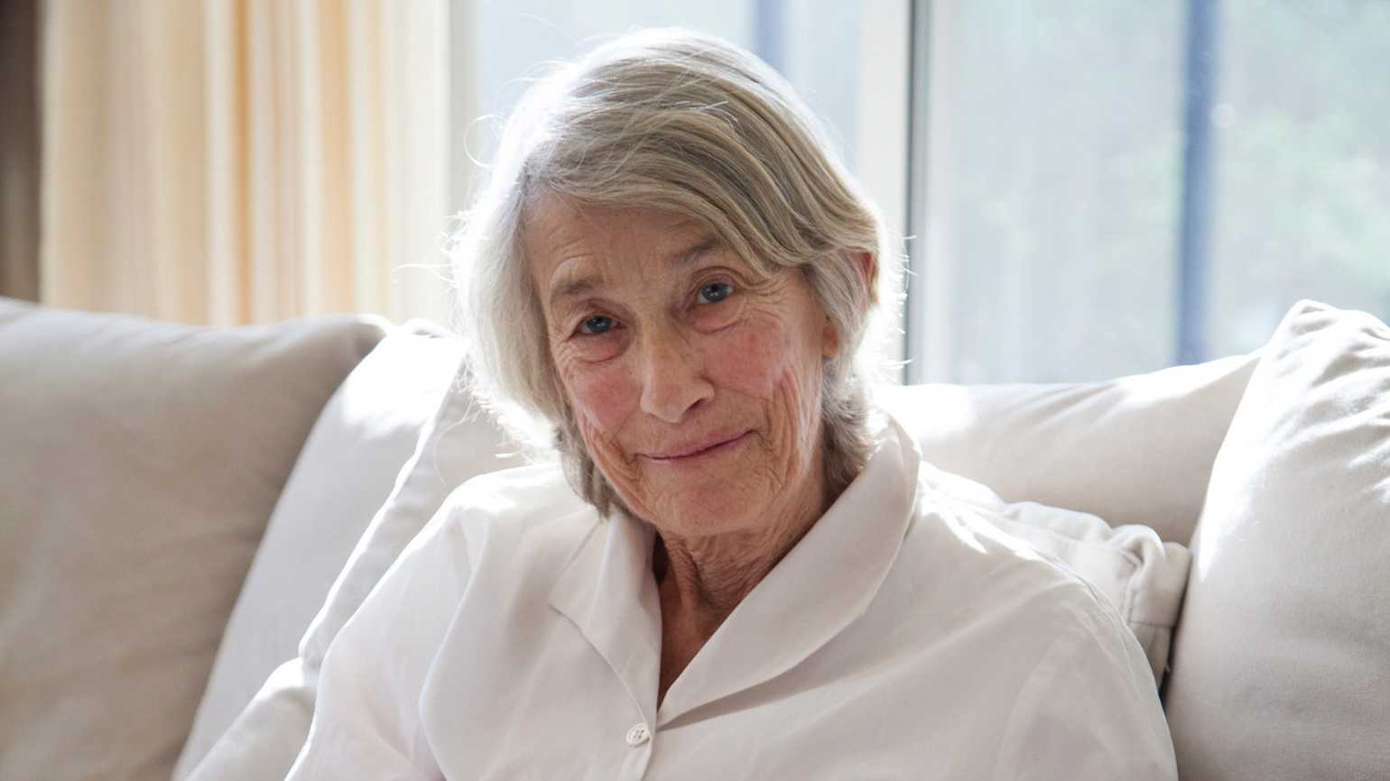 Pulitzer Prize-winning poet Mary Oliver
